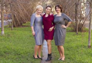 Šaty 3 holky 2