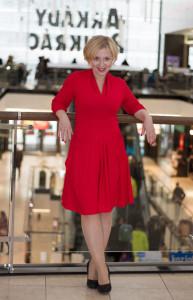 červené šaty 1